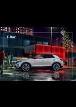 Prospectus Volkswagen : Volkswagen T-roc