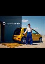 Promos et remises  : Volkswagen e-up