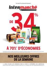 Prospectus Intermarché Super Issoire : NOS MEILLEURES OFFRES DE LA SEMAINE