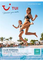 Prospectus TUI : TUI Club Marmara Été 2021