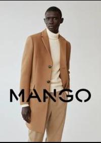 Prospectus MANGO DIJON Rue de la Liberté : Nouvelle Collection pour Homme
