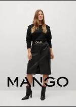 Prospectus MANGO : Office Wear pour Grandes Tailles   Violeta by Mango