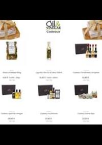 Prospectus Oil & Vinegar BRUXELLES  : Cadeaux
