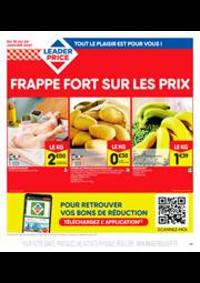 Prospectus Leader Price Versailles : Des Promos Incroyables !