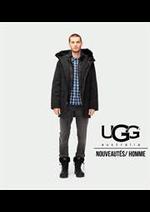 Prospectus UGG : Nouveautés / Homme