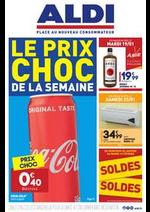 Prospectus Aldi : LE PRIX CHOC DE LA SEMAINE