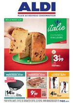 Prospectus Aldi : L'italie - Cuisines d'ailleurs