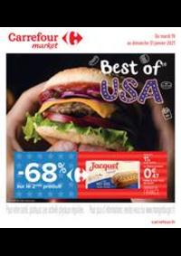 Prospectus Carrefour Market ALBERTVILLE : Best of USA