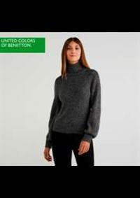 Prospectus United Colors Of Benetton PARIS 66 AVENUE DES CHAMPS ELYSEES : Soldes / Femme