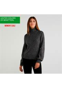 Catalogues et collections United Colors Of Benetton Bern : Women's Sale