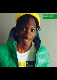 Prospectus United Colors Of Benetton PARIS 66 AVENUE DES CHAMPS ELYSEES : Soldes / Homme