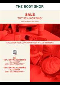 Prospectus The Body Shop Bruxelles - Midi : SALE