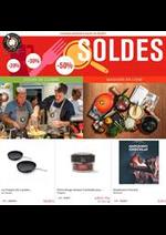 Prospectus Les Secrets du Chef : Soldes