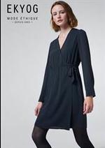 Prospectus Ekyog : Collection Robe