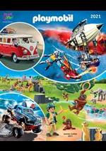 Prospectus Playmobil : Playmobil 2021