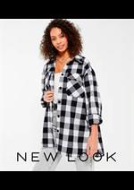 Prospectus New look : Nouveautés / Femme