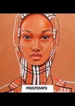 Prospectus Printemps : Nouveautés
