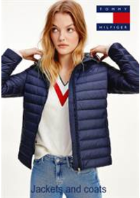 Prospectus TOMMY HILFIGER STORE PARLY 2 : Jackets and coats