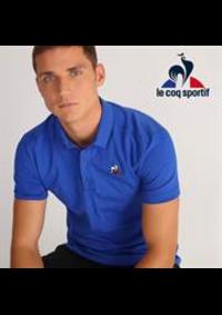 Prospectus Le Coq Sportif Puteaux : Nouveautés Homme