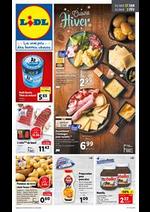 Prospectus Lidl : Cuisine d'Hiver