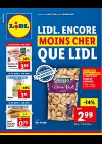 Prospectus Lidl TUBIZE : Folder Lidl