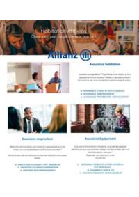 Prospectus Agence Allianz PUTEAUX : Catalogue Allianz