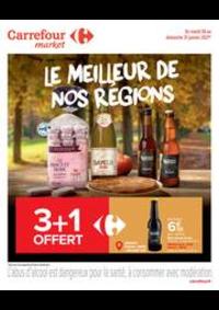 Prospectus Carrefour MARGENCEL : Le meilleur de nos régions IDF