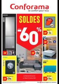 Prospectus Conforama MONDELANGE : Soldes
