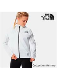 Prospectus The North Face PARIS : Collection femme