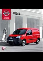 Prospectus Nissan : Nissan NV250