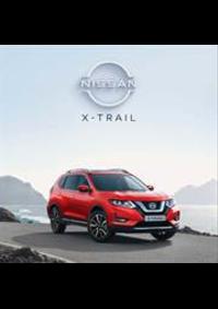 Prospectus Nissan PARIS : Nisan X-Trail