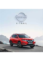 Prospectus Nissan : Nisan X-Trail