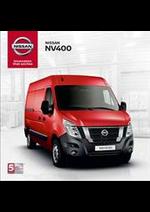 Promos et remises  : Nisan NV400