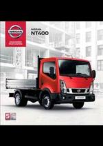 Prospectus Nissan : Nisan NT400