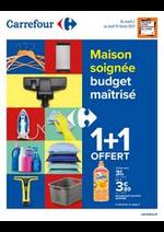 Prospectus Carrefour : Maison soignée, budget maitrisé