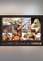 La carte des saveurs - E.Leclerc