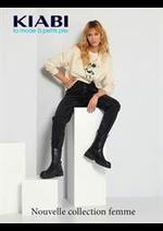 Catalogues et collections Kiabi : Nouvelle collection femme