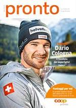 Journaux et magazines Coop Pronto : Rivista clienti Pronto 012021