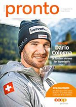 Promos et remises Coop Pronto : Magazine clients Pronto 012021