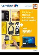 Prospectus Carrefour : Restez connectés à vos envies