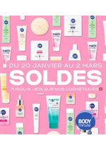 Prospectus Body'minute : Soldes