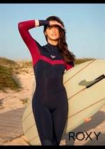 Prospectus Roxy : Combinaisons de Surf