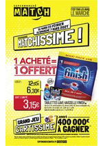 Prospectus Match : Matchissime !