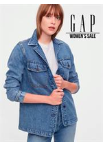 Catalogues et collections Gap : Women's Sale