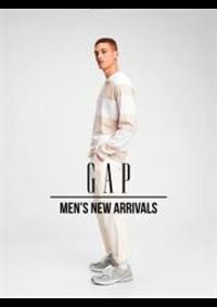 Prospectus Gap LE CHESNAY : Men's New Arrivals