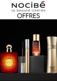 Prospectus Nocibé Parfumerie CLAYE SOUILLY : Promotions