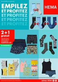 Prospectus Hema CHARLEROI Montigny : Empilez et profitez