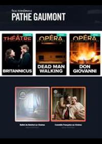 Prospectus Gaumont Pathé! Montataire : Actuellement au cinéma