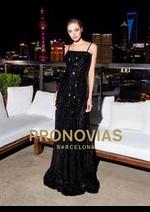 Prospectus Pronovias : Robes de Soirée Noires