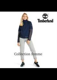 Prospectus Timberland Paris la Défense : Collection femme